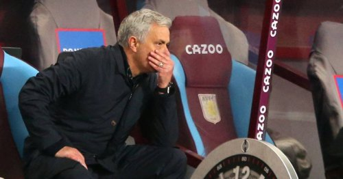 Jose Mourinho might have been sacked - but he's had the last laugh over Levy
