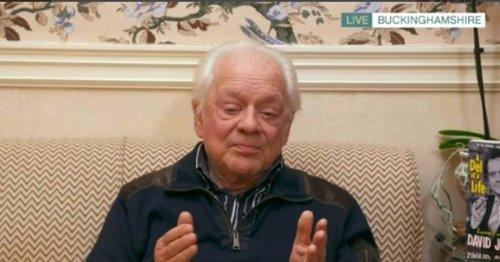 Sir David Jason says co-star John Challis' death has left him 'in shock'