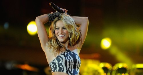 Shakira crowned world's most successful football WAG as top 15 are ranked