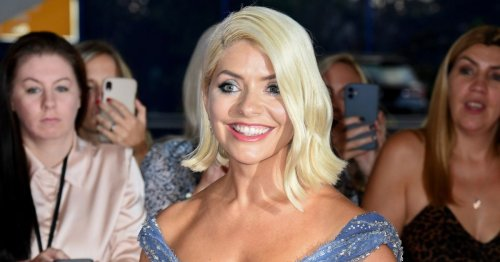 Tricks of Holly Willoughby's stunning figure and how she stops knickers showing