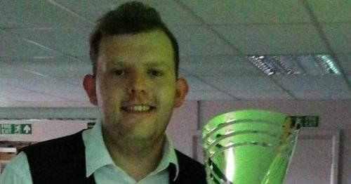 Snooker star Jake Nicholson dies aged 28 and 'won't get chance to fulfil dreams'