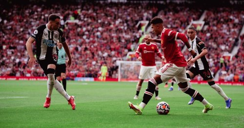 Three Man U players slammed by Paul Ince with Sancho told to stop 'showboating'