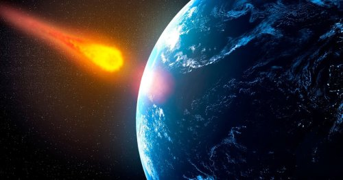 Huge asteroid bigger than Big Ben to crash into Earth's orbit at 50,000mph today
