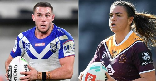 Australian rugby star suspended by team after toilet hook-up with another player