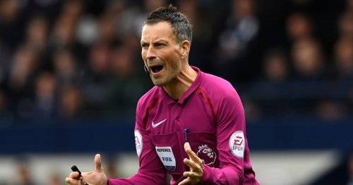 Referee Mark Clattenburg once lost the plot and threw boot towards Jose Mourinho