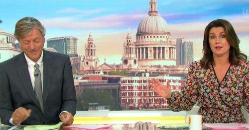 Susanna Reid and Richard Madeley continue to tease I'm A Celebrity appearances