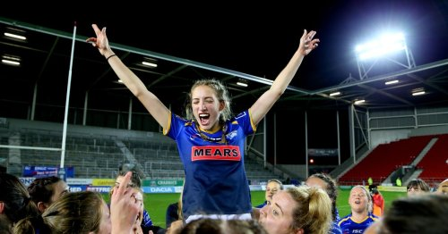 Leeds' Caitlin Beevers hopes to inspire as Women's Super League finally returns