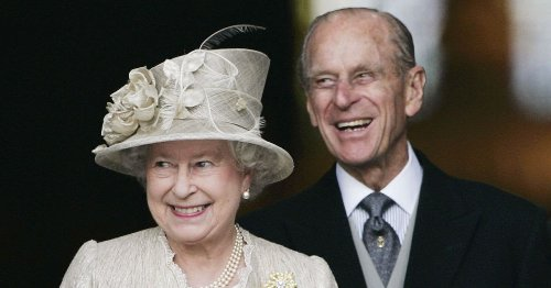 Philip's ex-bodyguard tells of Duke's cheeky sex shop remark about royal parties