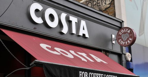 Costa is selling all iced-coffee drinks for 50p this week to mark 50th birthday