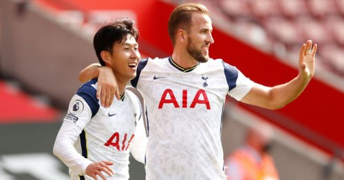 Harry Kane and Son Heung-min on brink of breaking Premier League record