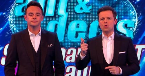 Saturday Night Takeaway viewers slam 'inappropriate' song played on family show