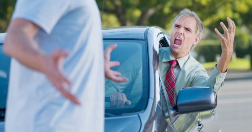 Drivers warned swearing at others on the road could land them hefty fine