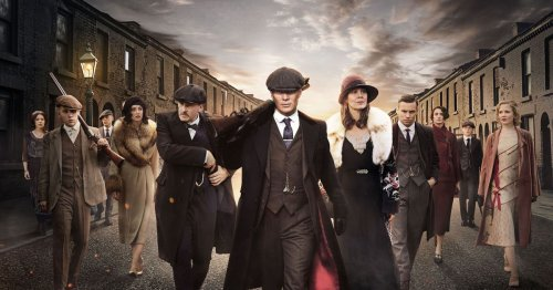 Vintage baby names are making a comeback thanks to Peaky Blinders
