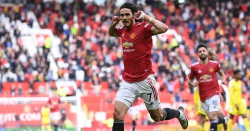 Fulham ruin Man Utd fans' homecoming after Cavani hit the bullseye with stunner