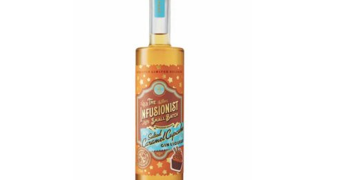 Aldi is selling a caramel gin liqueur and it tastes just like a Biscoff cupcake