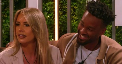 Love Island's Teddy leaves group gobsmacked as he announces he's Nigerian prince