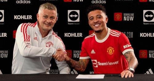Jadon Sancho finally completes Man Utd transfer, Eduardo Camavinga stance