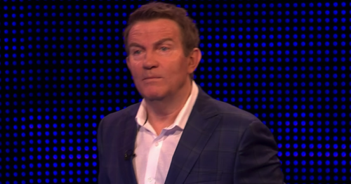 The Chase's Bradley Walsh 'unnerved' as contestant explains tax office job link