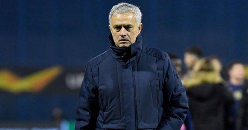 Nightmare Jose Mourinho gaffe in Tottenham's programme vs Southampton spotted