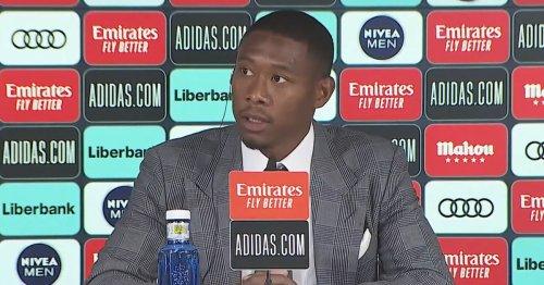 Alaba plea falls on deaf ears with Man Utd transfer agreement