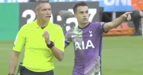 Tottenham's Sergio Reguilon details harrowing moment he realised fan collapsed