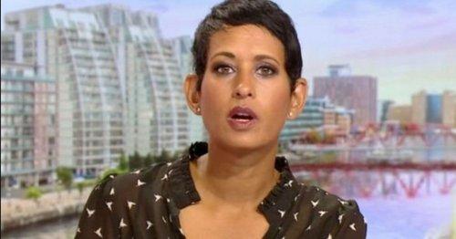 BBC Naga Munchetty applauded for 'great' response after hitting back at trolls