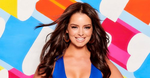 Love Island's Maura Higgins was AJ ring girl who posed topless between fights