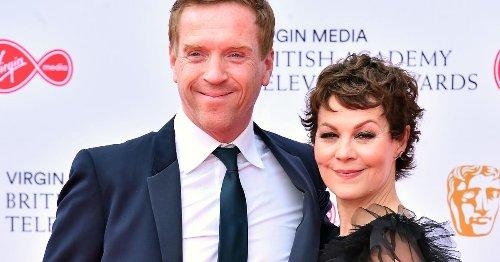 Damian Lewis' heartbreaking tribute to wife Helen McCrory