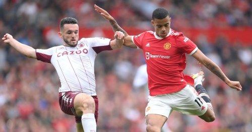 Man Utd fans accuse Greenwood of refusing to pass to Ronaldo in Aston Villa loss