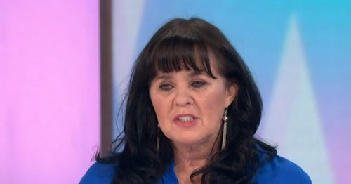 Coleen Nolan says Ruth Langsford's demotion from This Morning was 'horrendous'