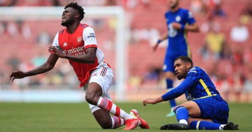 Arsenal fans accuse Chelsea of purposefully injuring players in pre-season clash