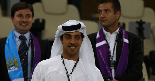 Man City owner Sheikh Mansour gives 'mandate' to sign PSG star 'at any cost'