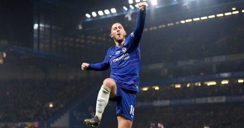 Eden Hazard was 'still drunk' hours before one of his greatest-ever performances