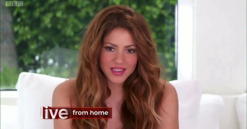 BBC The One Show fans blast 'rude and unprofessional' end to chat with Shakira
