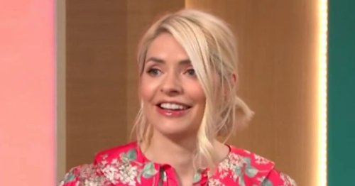 Holly Willoughby won't be on This Morning next week as she'll 'be in the pub'