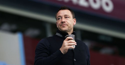 John Terry's five potential destinations after leaving Villa to become a manager