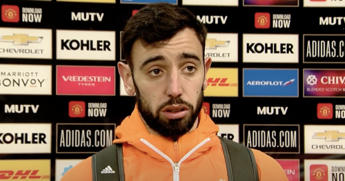 Bruno Fernandes speaks out honestly on Man Utd's summer transfer activity