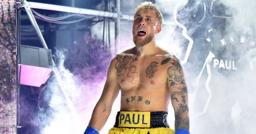 "Jake Paul called out by another UFC ace as Liddell labels YouTube star a ""clown"""
