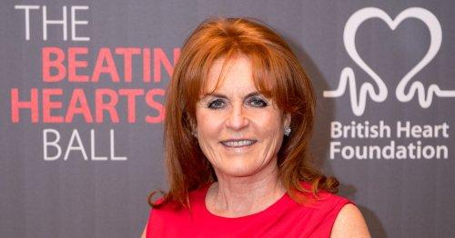 Sarah Ferguson's net worth after facing bankruptcy following Andrew divorce