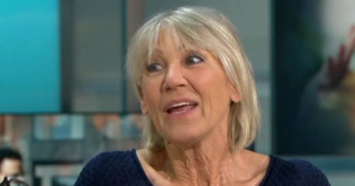 Ingrid Tarrant called irresponsible on GMB as she gives hugs but refuses vaccine