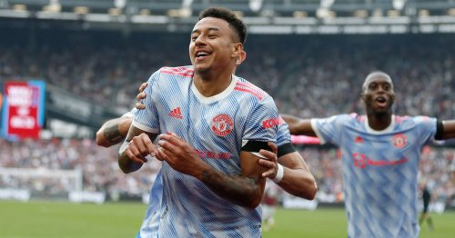 Jesse Lingard is one of four players Man Utd are working on new contracts for