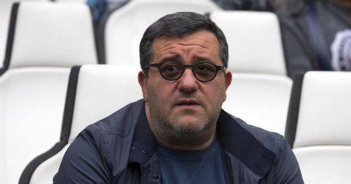 Raiola's Man Utd feud continues as agent makes ambitious Van de Beek approach