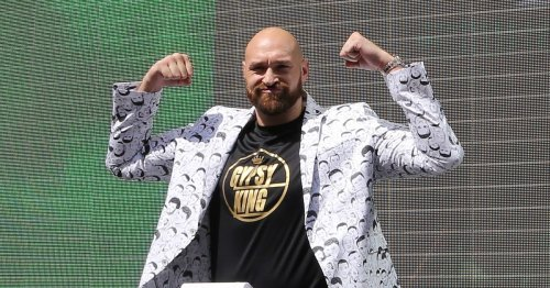Four wildest 'promises' made by Tyson Fury after vowing to 'quit' Joshua fight