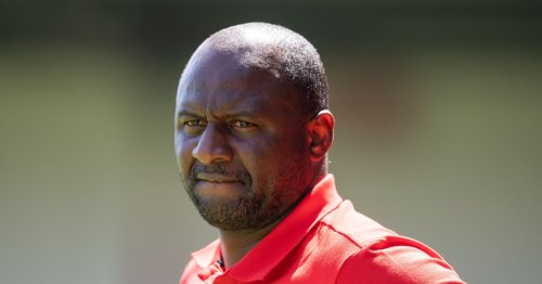 Crystal Palace boss Patrick Vieira to raid former club Arsenal for Reiss Nelson