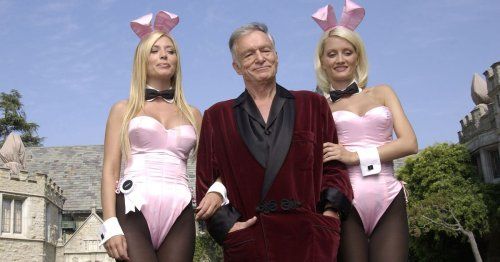 Adult star on life in Playboy Mansion where she only spoke to Hefner via letters