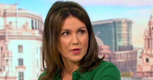 M25 protester storms off GMB as Susanna Reid tells him he's 'so patronising'