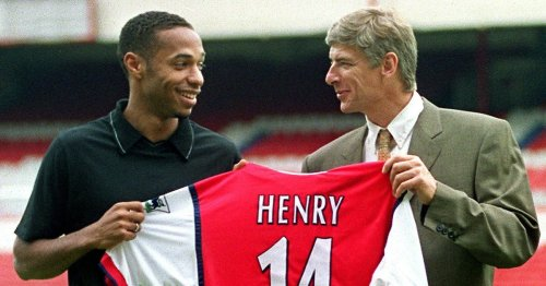 """The day Arsenal signed Henry - Wenger prediction and """"nobody"""" claim"""