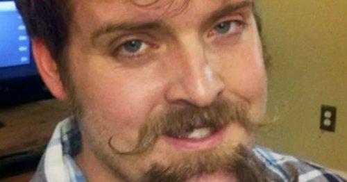 Strange new 'double moustache' trend goes viral among men online