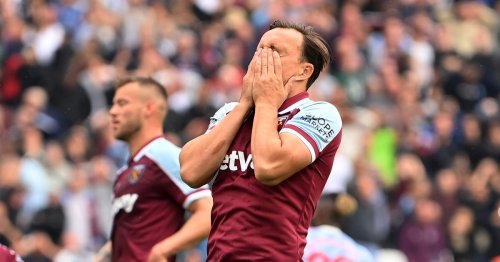 """West Ham fans rage at """"baffling"""" repeat of England's Euro 2020 penalty blunder"""