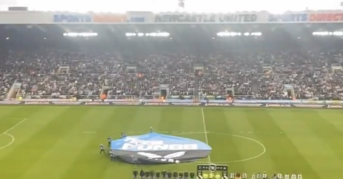 Jesse Lingard linked to Newcastle as clothing brand posts St James' Park footage